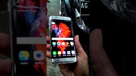 Samsung S7 Tahan Air samsung s7 tahan air meskipun kondisi hujan tetap bisa di gunakan