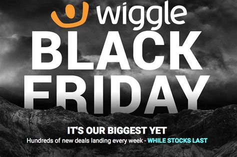 wiggle cycle black friday the final black friday bargains from wiggle have been