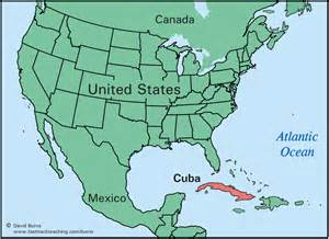 map of us mexico and cuba us and cuba diplomatic relations reborn through mediation