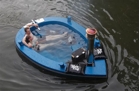 hot tug hot tug leisurely boating the gadgeteer