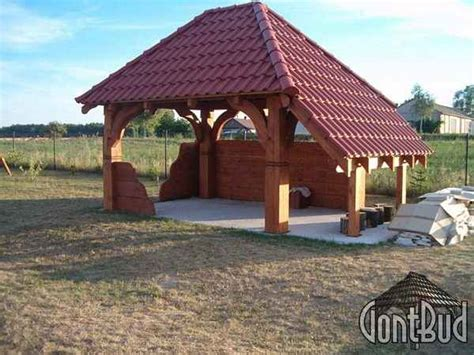 Small Garden Gazebo With Sides Wooden Gazebo With Sides Design Ideas Gazebo Ideas