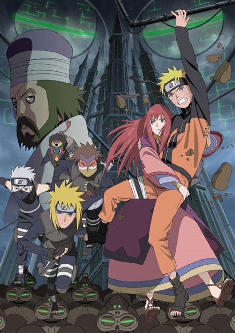 film anime naruto naruto films captainaruto