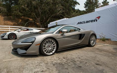 mclaren announces 50m supercar facility in sheffield