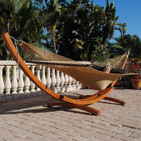 wooden hammock swing hammock chair stand wood images