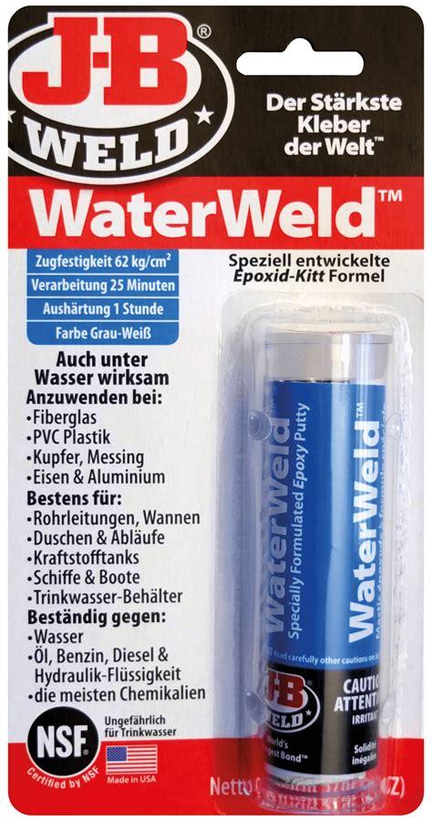 J B Weld 8277 Water Weld jb waterweld jb waterweld even glues water at