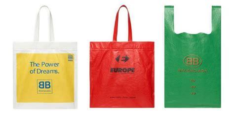 Harga Tas Merk Balenciaga tas kantong belanja balenciaga model simpel dengan harga
