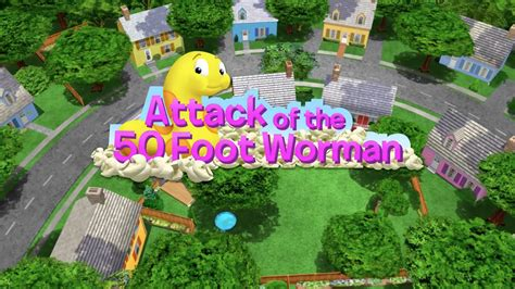 Backyardigans Worman Attack Of The 50 Foot Worman The Backyardigans Wiki