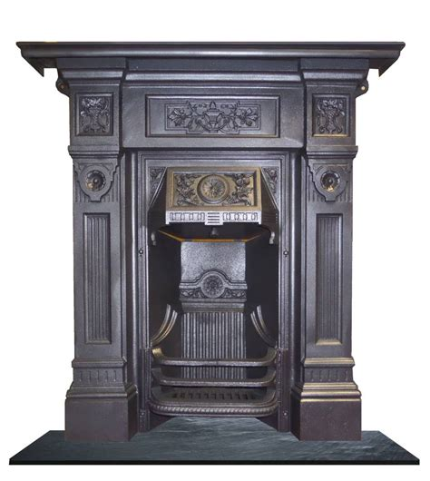 Antique Iron Fireplace by Antique Bedroom Cast Iron Fireplace