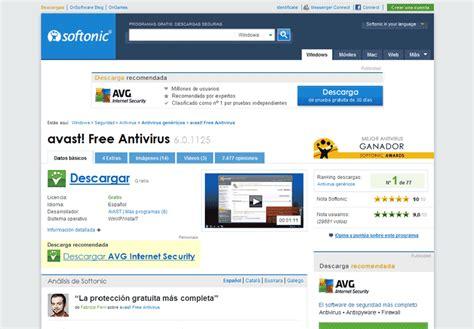 descargar antivirus avast gratis free download softonic not bad freeware blog descargar avast antivirus softonic