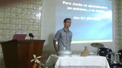 predicacion de jonas youtube predicaci 243 n natanael jon 225 s y la calabacera 180 180 parte 1