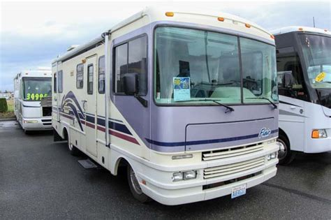 Southwind Nursing Home by Fleetwood Flair 32 Rvs For Sale