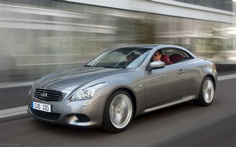 new infiniti g37 convertible widescreen car