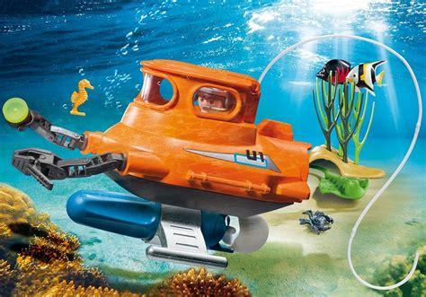 lego underwater boat motor playmobil set 9234 submarine with underwater motor