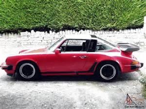 1978 Porsche 911 Sc 1978 Porsche 911 Sc Sport Targa
