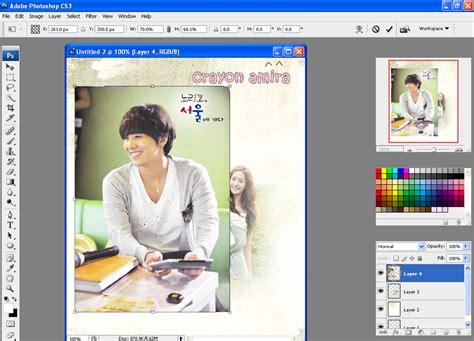 cara membuat blog fanfiction cara efek foto fanfic poster cara efek foto