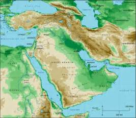 middle east map river computer kiddos wiki geography