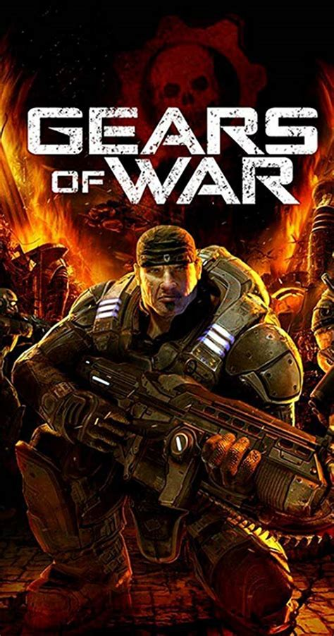 gears war video game