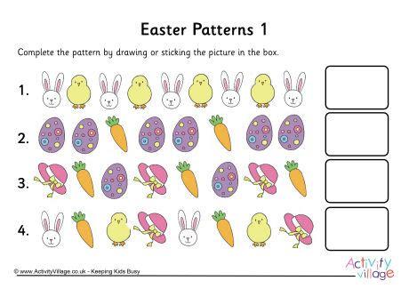 pattern recognition numbers and figures shapes patterns worksheets kindergarten pattern