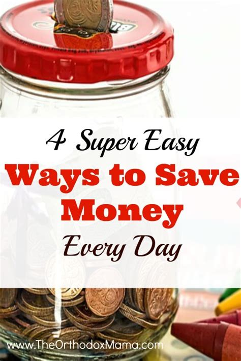 4 ways to save big when it comes to kitchen remodelling 4 super easy ways to save money every day orthodox