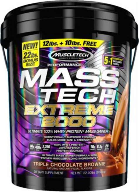 mass tech muscletech mass tech 2000 at bodybuilding