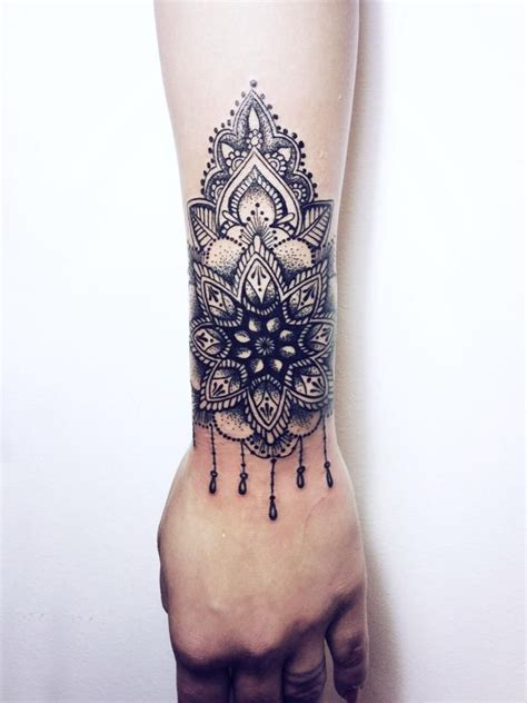 wrist sleeve tattoo designs 25 best ideas about arm cuff on cuff