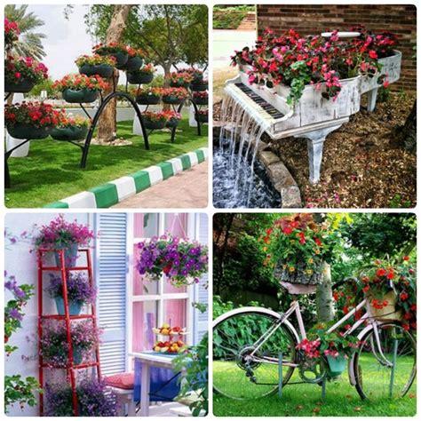 como decorar seu jardim pouco dinheiro 10 ideias para decorar o jardim de forma barata