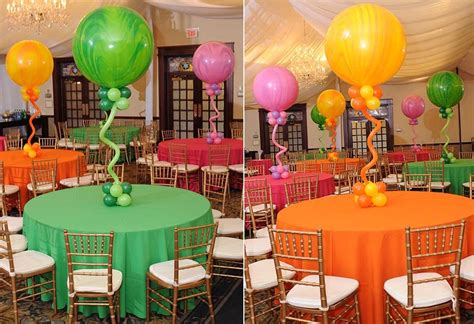 balloon centerpieces amazing balloon centerpiece ideas from balloon artistry stylish