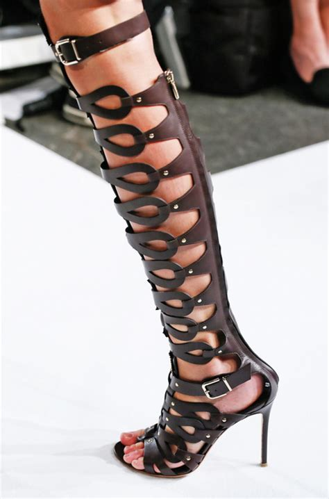 high heeled gladiator boots gladiator high heels