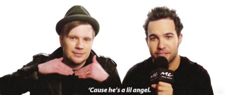 Pete Wentz Gets In Another Fight by I Dont Care Gif