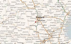 bedford map bedford new hshire location guide