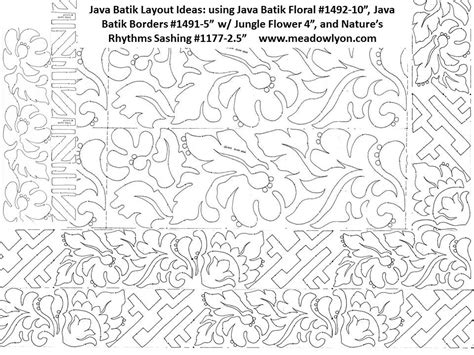 batik pattern border 187 java batik border 5 border pattern 5 edge to edge