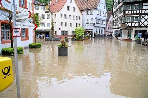 Auto Ummelden Kosten B Blingen by Zollernalbkreis Hochwasser Flut Kostet Millionen