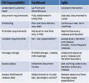 responsibilities of agile product owner vs enterprise