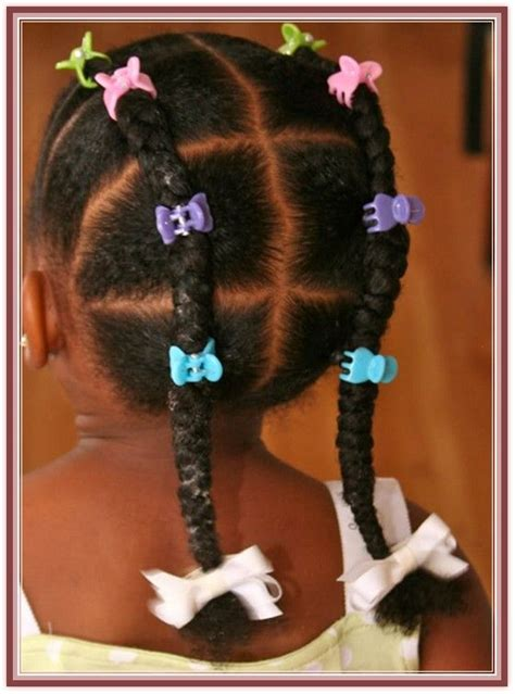 Wedding Hairstyles For Black Toddlers by Wedding Hairstyles For American Toddlers