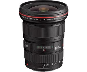 buy canon ef 16 35mm f/2.8l ii usm from £1,310.00