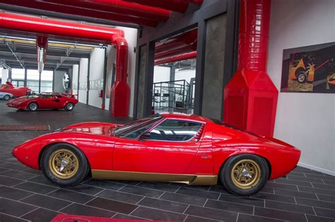 Museo Ferruccio Lamborghini by Quot You Buy A Lamborghini When You Are Somebody Quot Ferruccio