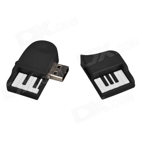 Flashdisk Baby Piano 8gb 1 Piano Style Usb 2 0 Flash Drive Disk White
