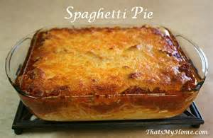 spaghetti kuchen rezept oh my spaghetti pie recipes food and cooking