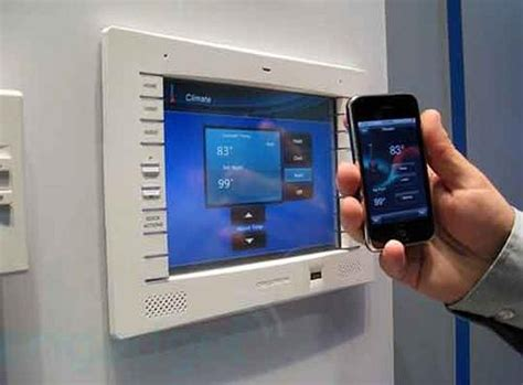 home automation systems to your heating cooling
