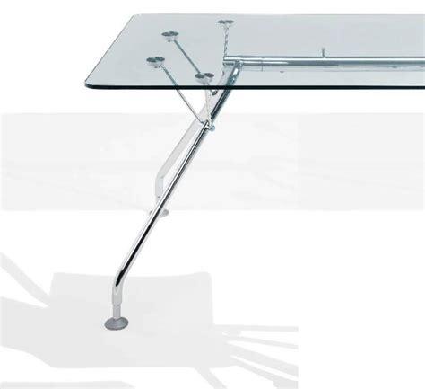 Glazen Buro by Ultom Prospero Bureau Design Meubels