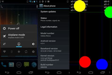 android version 4 0 4 samsung galaxy nexus receives unofficial android 4 0 4 update