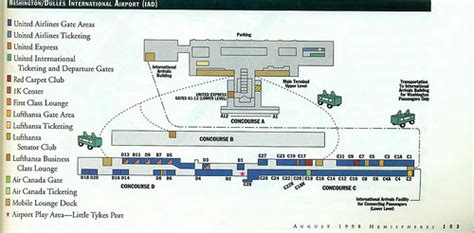 washington dc airport map iad check out these historic airline maps of washington s