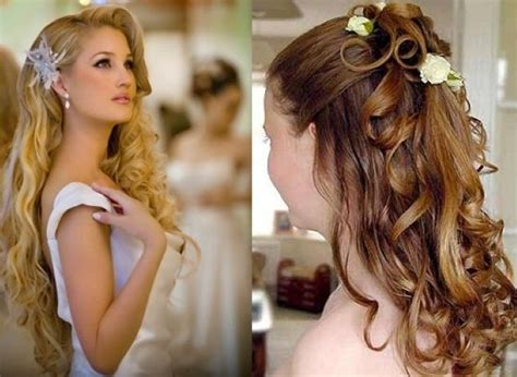 latest bridal wedding party updos hairstyles for long long hair wedding on pinterest wedding hairstyles long