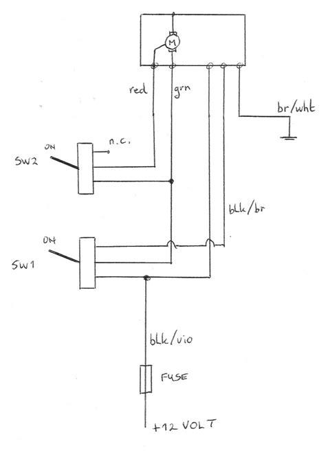 Info Request: mk2 escort wiper motor wiring HELP NEEDED