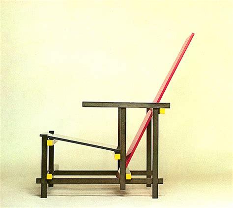 sedia di rietveld poltroncina di rietveld dalla realt 224 al progetto dal