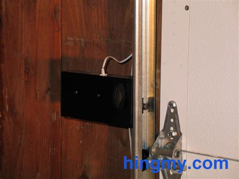 Install Garage Door Lock by Installing A Jackshaft Garage Door Opener