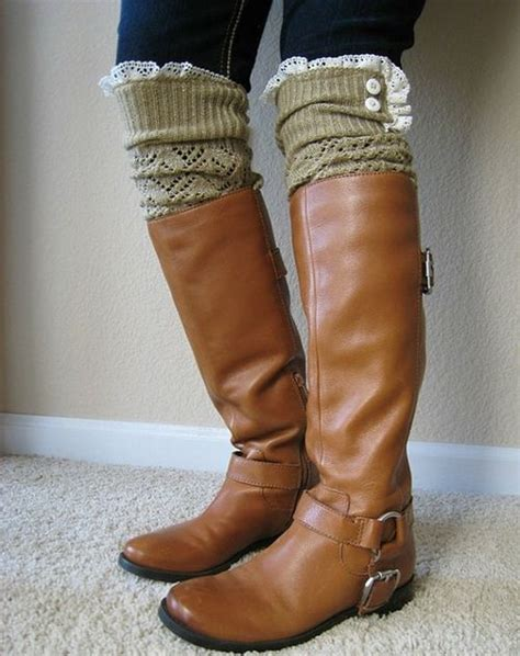 making boat legs classic unique trendy how to leg warmers boot cuffs