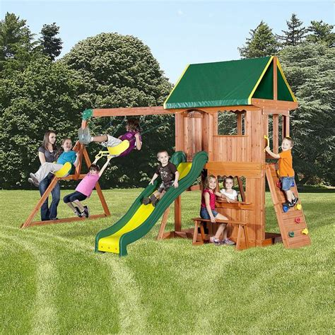 backyard discovery somerset 29 best playsets images on pinterest outdoor playset