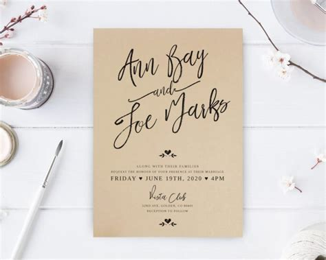 9 Best Places for Cheap Wedding Invitations Online