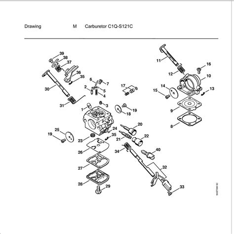Chiminea Spare Replacement Parts List by Buy A Stihl Ms181 Spare Part Or Replacement Part For Your